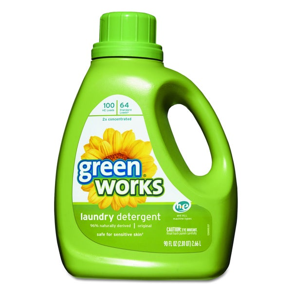 Shop Green Works Original Liquid Laundry Detergent Free