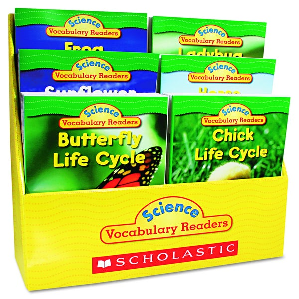 Scholastic Science Vocabulary Readers: Life Cycles (Includes 36 Books and Teaching Guide)
