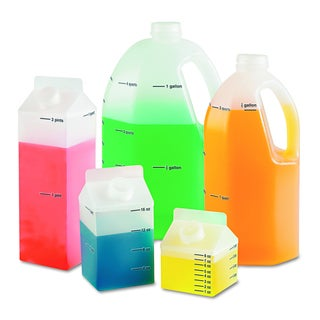 Learning Resources Gallon Liquid Measuring Set
