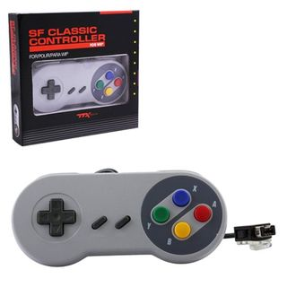 TTX Tech Super Famicom Style Controller Limited Edition For Nintendo Wii