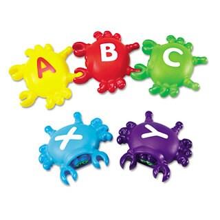 Learning Resources Smart Splash Letter Link Crabs (Set of 26)