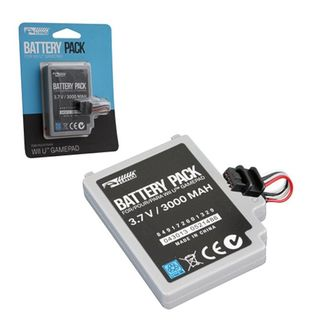 KMD 3000 mAh Rechargeable Battery For Nintendo Wii U Pro Controller