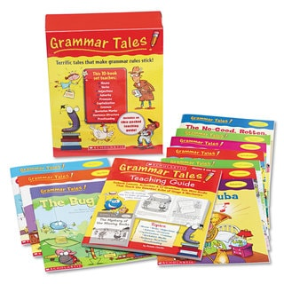 Scholastic Grammar Tales Teaching Guide