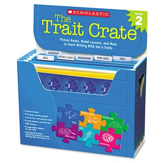 Scholastic Grade 2 Trait Crate