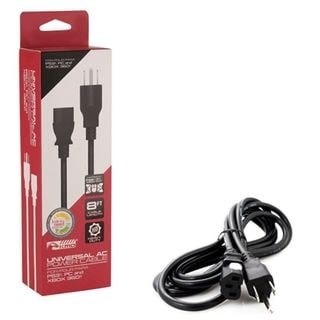 KMD 8-feet AC Power Adapter For Sony Playstation PS 3/ Microsoft Xbox 360