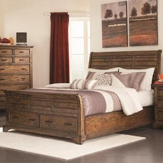 Grand Mesa 5 Piece Bedroom Set 2 Options Available