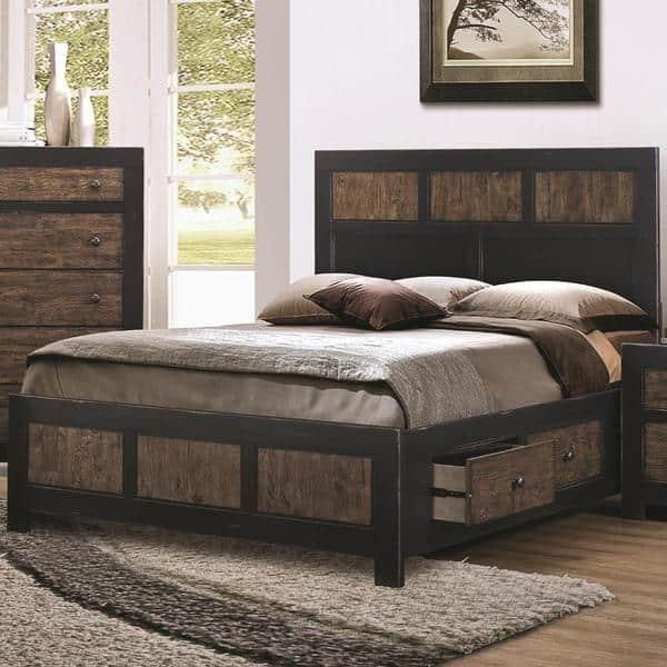 Shop Douglas Deluxe 5-piece Bedroom Set - Free Shipping ...