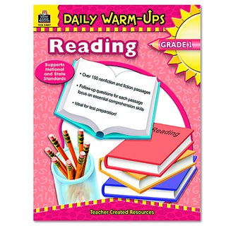 Teacher Created Resources Grade 1 Reading Daily Warm-Ups
