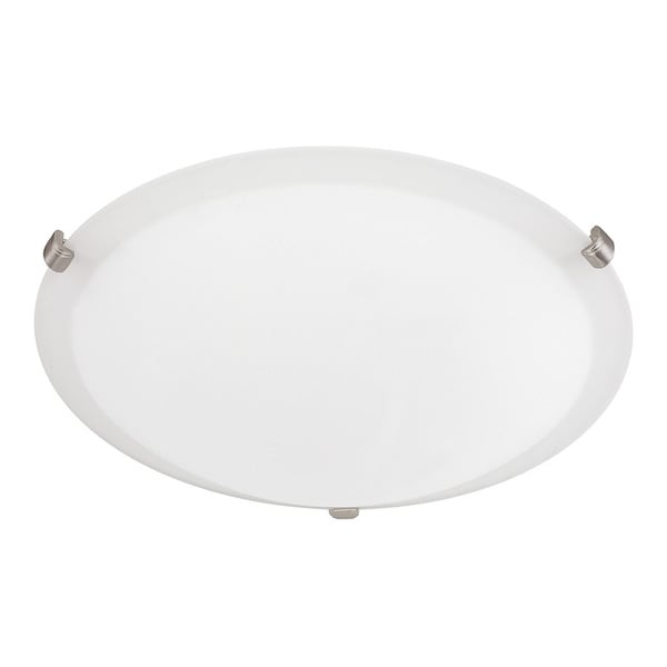 Capital Lighting Modern 3-light Convertable Flushmount