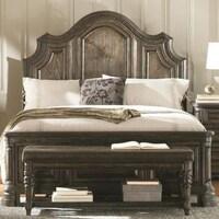 Armada 7-piece Dark Brown Bedroom Furniture Set - Free Shipping ...