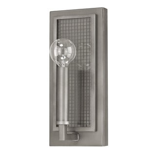 Capital Lighting Donny Osmond Carson Collection 1-light Graphite Wall Sconce