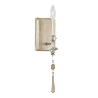 Capital Lighting Donny Osmond Berkeley Collection 1-light Winter Gold Wall Sconce