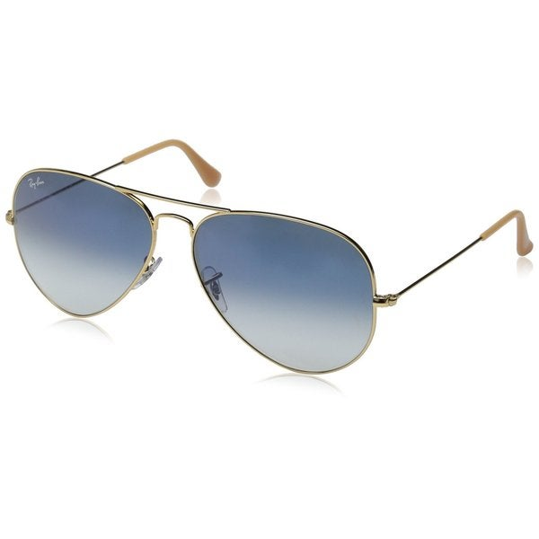75504d97ca Shop Ray-Ban RB3025 Aviator 55mm Sunglasses - Free Shipping Today ...