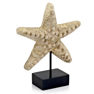 Estrella Starfish on Stand Sculpture