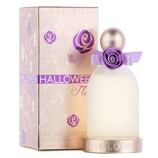 Jesus Del Pozo Halloween Fleur Women\u0026#39;s 3.4-ounce Eau de Toilette Spray