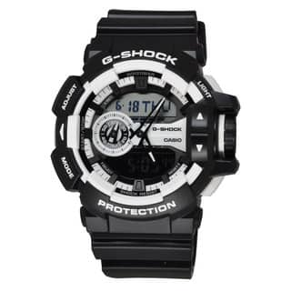 Casio Men's GA400-1A G-Shock Black Watch|https://ak1.ostkcdn.com/images/products/10400498/P17502768.jpg?impolicy=medium
