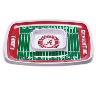 Alabama Crimson Tide Chip and Dip Tray