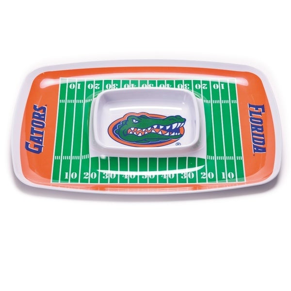 Florida Gators Chip and Dip Tray