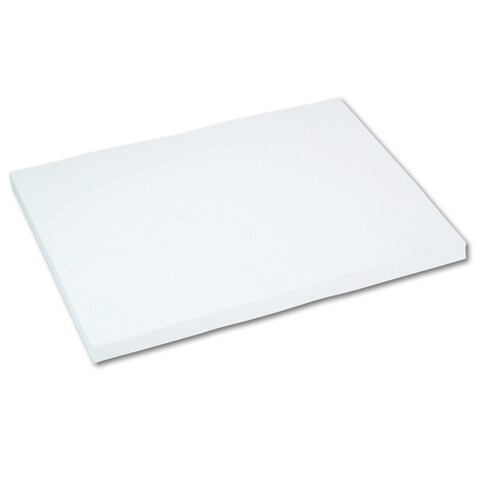 Pacon Heavyweight White Tagboard (Pack of 100)