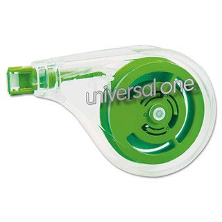 Universal One Sideways Application Correction Tape (3 Packs of 6)