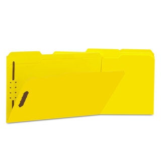 Universal One Yellow Manila Folders (Box of 50)