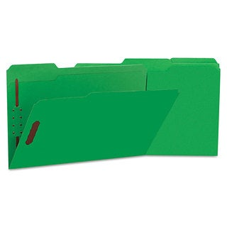 Universal One Green Manila Folders (Box of 50)