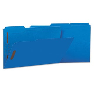 Universal One Blue Manila Folders (Box of 50)