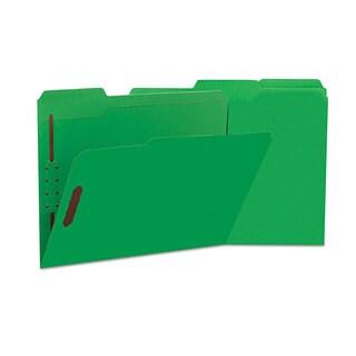 Universal One Green Manila Folders