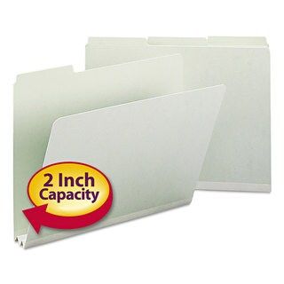 Smead Gray Green Recycled Folder (Box of 25)