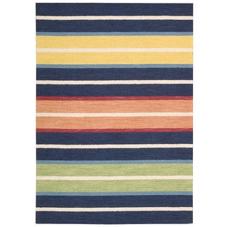 Barclay Butera Oxford Regatta Area Rug by Nourison (3'6 x 5'6)