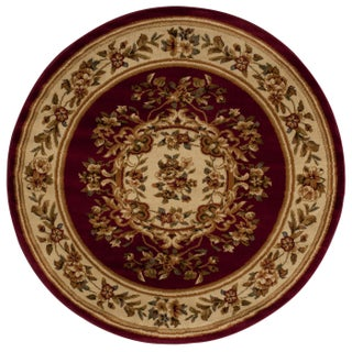 Nourison Paramount Classic Round Rug (5'3 x 5'3) (5 options available)