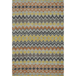 Momeni Rio Multicolor Hand-Tufted Rug (8' X 10')