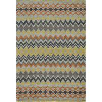 Momeni Rio Multicolor Hand-Tufted Rug - 2' x 3'