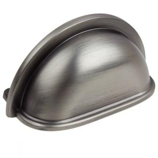 GlideRite 2.75-inch CC Satin Pewter Classic Bin Pull