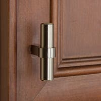 Stainless Steel Finish Cabinet Hardware