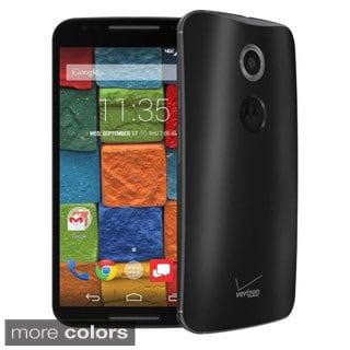 Motorola MOTO X 2nd Gen XT1096 16GB Verizon + Unlocked GSM 4G LTE Certified Referbished Phone