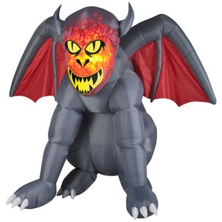 Projection Fire and Ice Gruesome Gargoyle