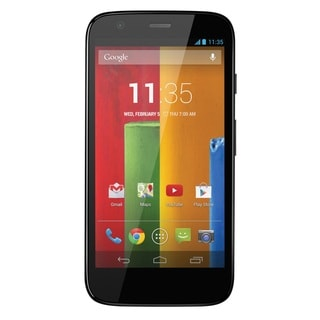Motorola MOTO G XT1034 16GB Unlocked U.S.GSM Quad-Core Cell Phone - Black