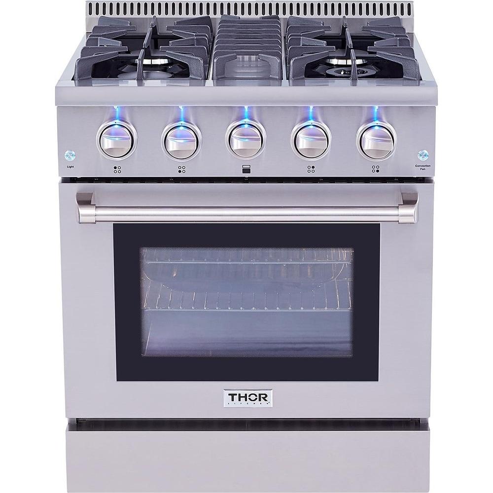 Thor Kitchen 30 Inch Stainless Steel