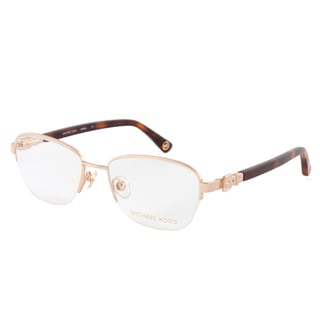 Michael Kors MK364 717 Optical Eyeglasses Frame, Gold/Size 51