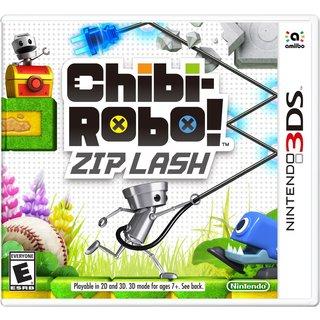 Chibi-Robo: Zip Lash- Nintendo 3DS