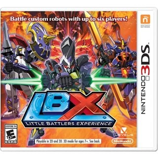 LBX: Little Battlers eXperience - Nintendo 3DS