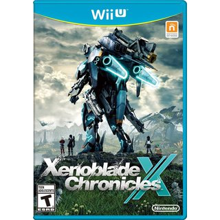 XENOBLADE CHRONICLES X -Wii U