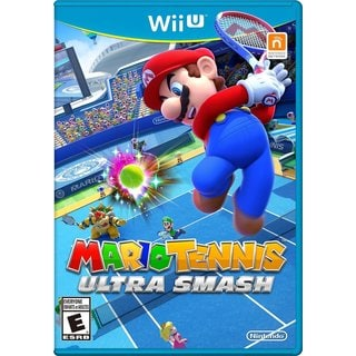 MARIO TENNIS: ULTRA SMASH -Wii U