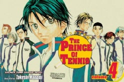 The Prince Of Tennis 4: The Black Unit (Paperback)