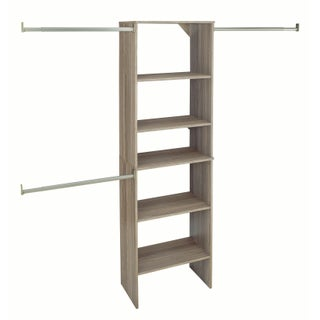 ClosetMaid SuiteSymphony 25-inch Wide Tower Kit