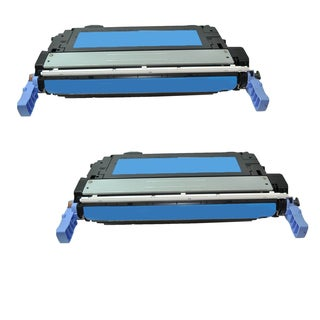 Compatible HP Q5951A Cyan Toner Cartridge HP 4700 , 4700dn , 4700dtn , 4700n , 4700ph+ (Pack of 2)