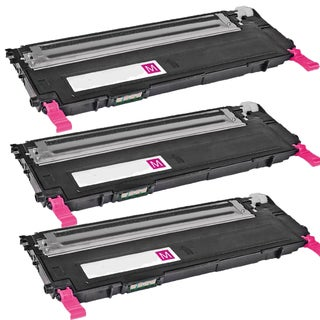 Samsung CLT-M407S Magenta Compatible toner Cartridge For CLP-CLP-320/325 ( Pack of 3 )