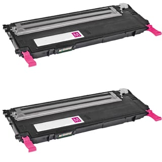 Samsung CLT-M407S Magenta Compatible toner Cartridge For CLP-CLP-320/325 ( Pack of 2 )