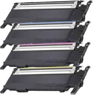 4PK Compatible 701HK Toner Cartridge for Lexmark CS310DN CS310N CS410DN CS410N (Pack of 4)